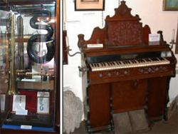 Blandford Forum musical instruments