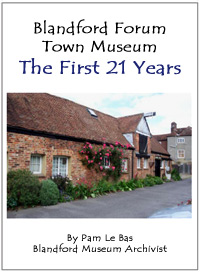 History of Blandford Town Museum