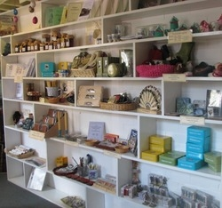 Blandford Town Museum shop