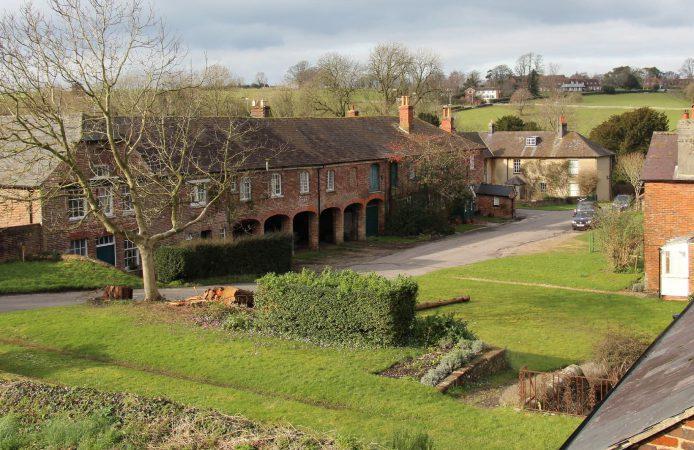 Bryanston Village, Dorset