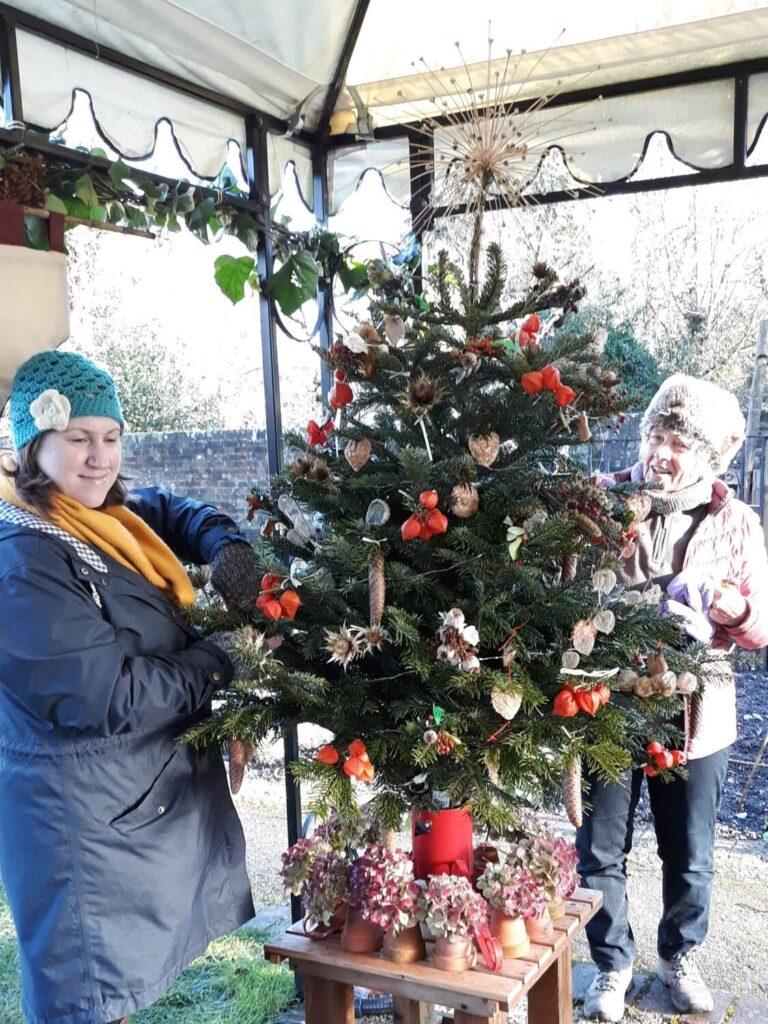 Blandford Christmas Tree